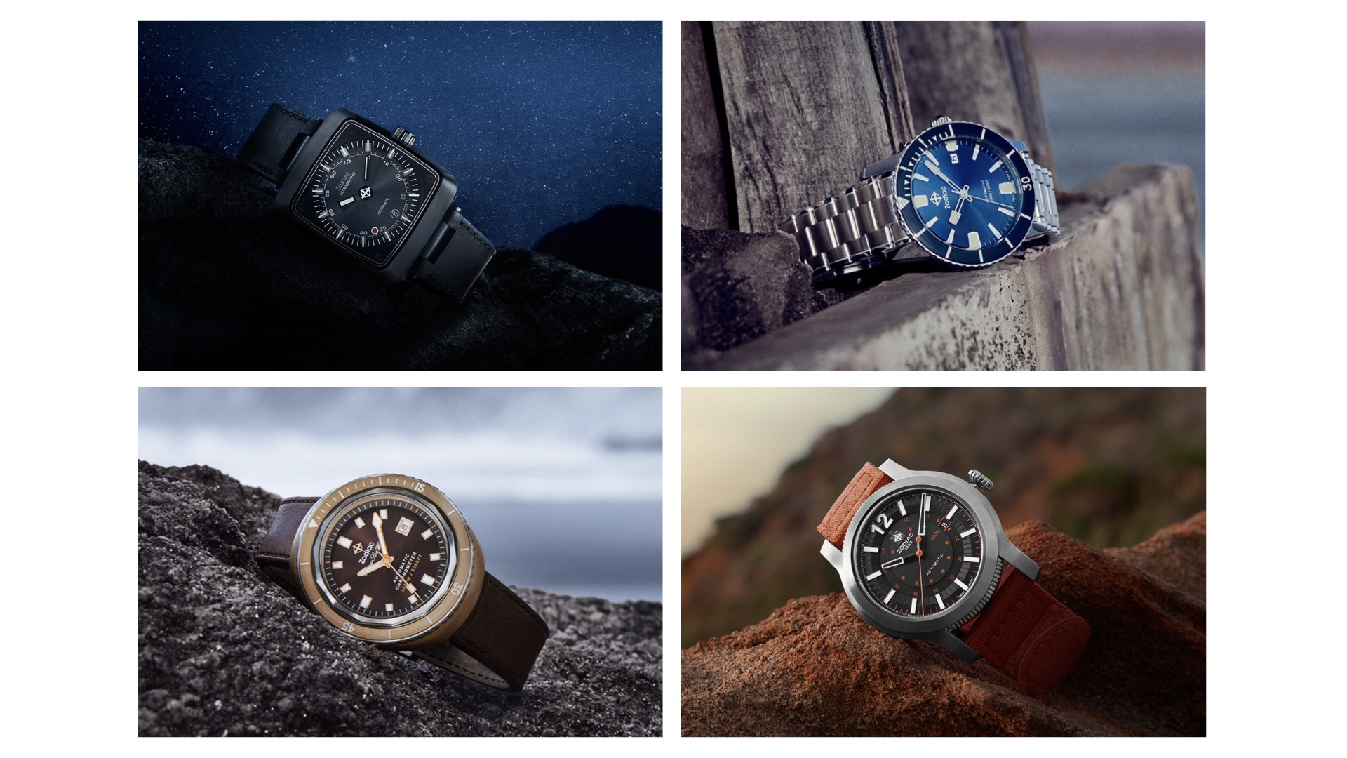 Zodiac Watches Limited Edition.001